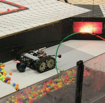 Team Stella's robot