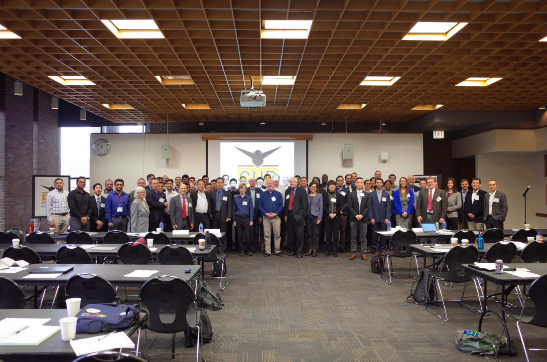 First Center for UAS Propulsion Industry-Academia Connection Days